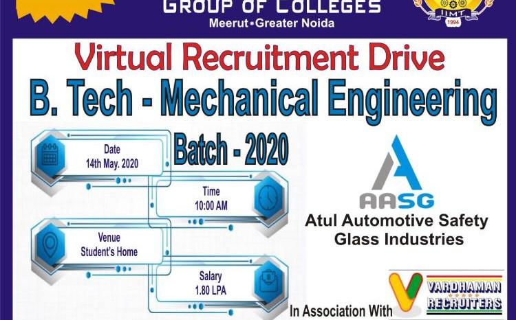 IIMT college virtual drive by beginners inverter