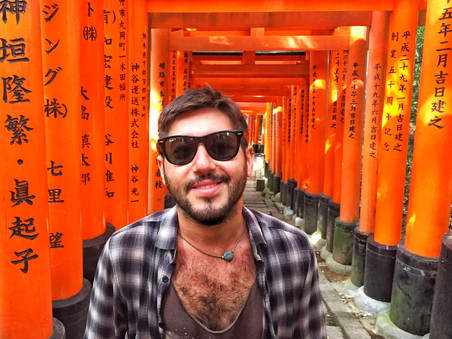 How I Accidentally (but Officially) Converted to Japanese Buddhism