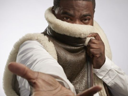 Tracy Morgan Tours as Himself