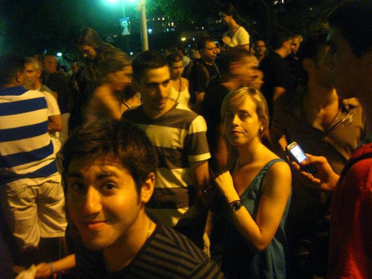 Ha'am Doresh Tzedek Hevrati: Israeli Social Protests, 2011