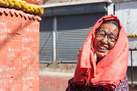 Kathmandu, Nepal, February 2015