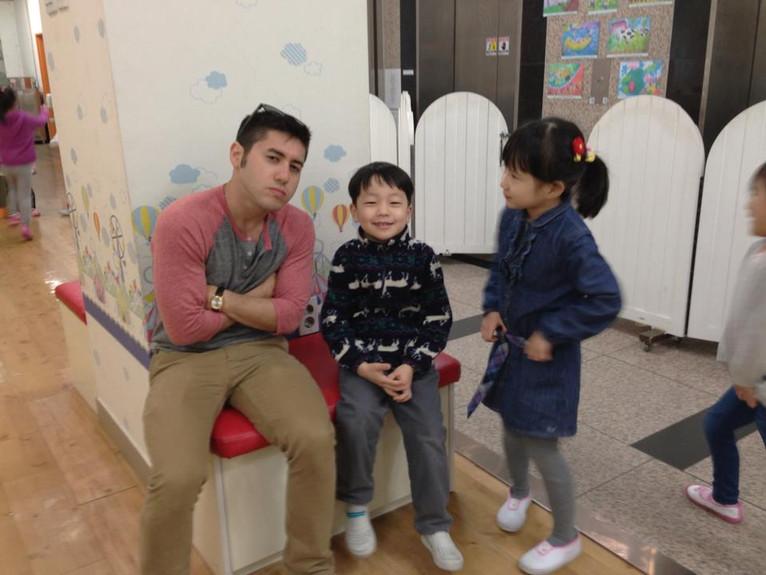 Four Tiny Jews in Korea: Jacobs Family Vacation Part 4