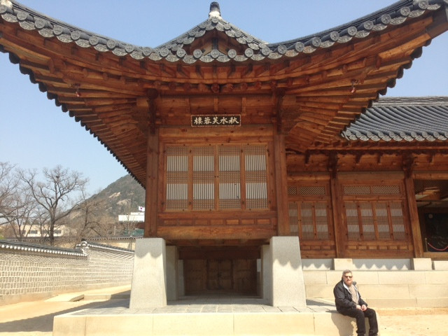 Four Tiny Jews in Korea: Jacobs Family Vacation Part 2