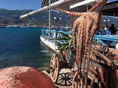 Poros, Greece, July 2014
