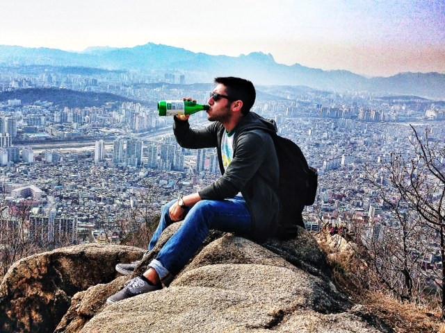 Four Tiny Jews in Korea: Jacobs Family Vacation Part 3