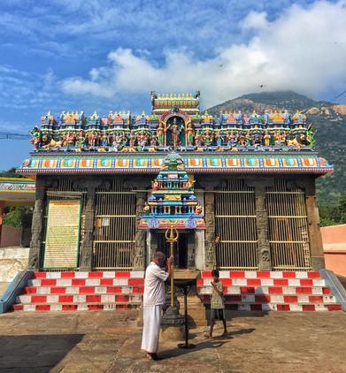 Tiruvanamalai, India, 2017