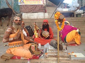 Varanasi, India, February 2015