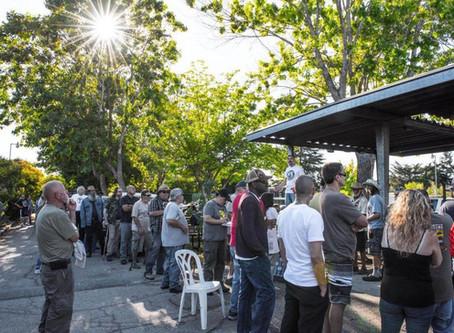Cannabis Dispensary Visit #3: Santa Cruz Veterans Alliance, Soquel, California