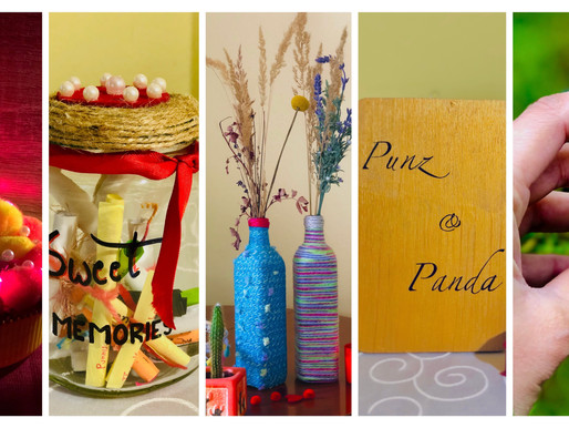 17 Beautiful DIY Crafts Made from Waste