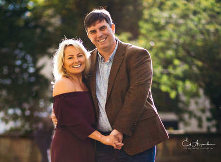 Emma & Billy's Engagement - William Brown St. Liverpool