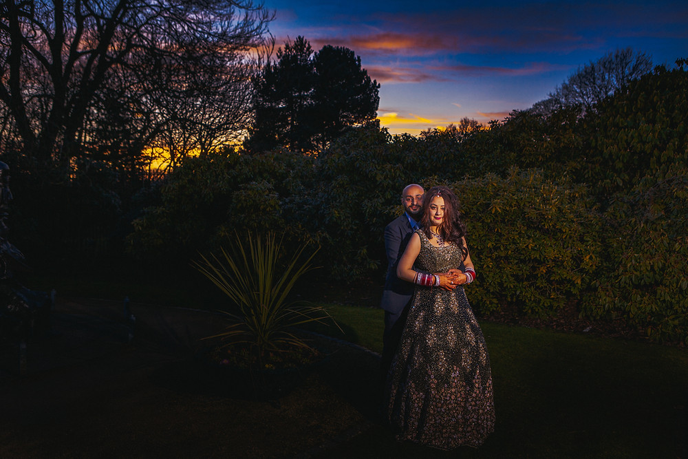 indian asian wedding sefton park liverpool photographer