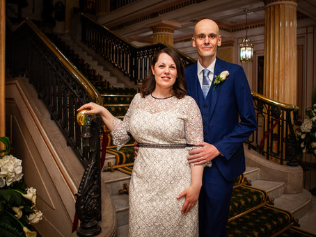 Michael & Marysia - Wallasey Town Hall
