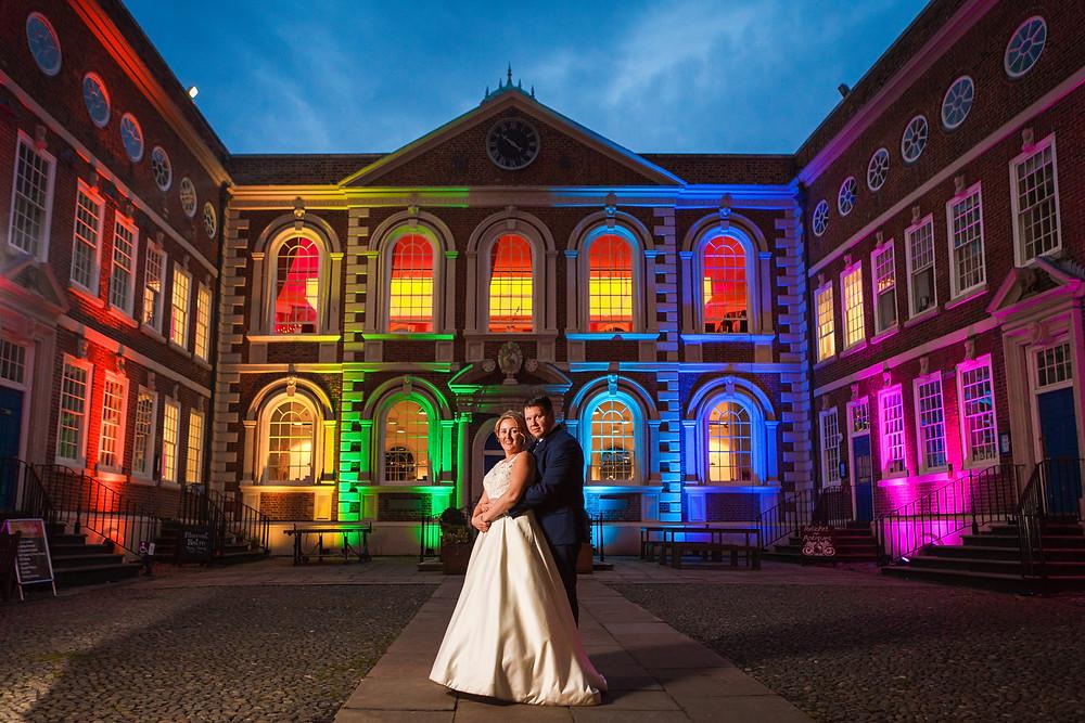 wedding venue bluecoat liverpool