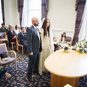 Shalli & Nick's Wedding