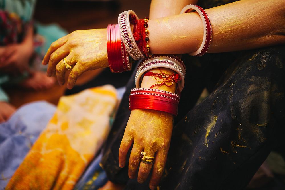 indian wedding photographer mehendi ceremony liverpool