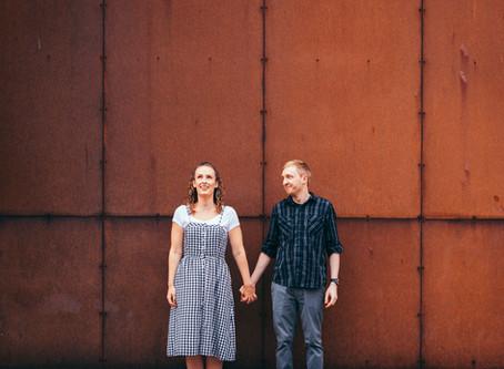 Carol & Glen's Engagement - Titanic Hotel/Stanley Dock