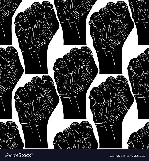 clenched-fists-seamless-pattern-black-an