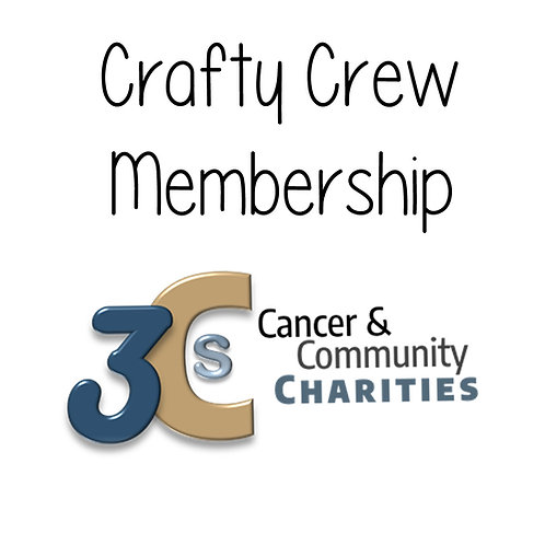 Crafty Crew Annual Membership