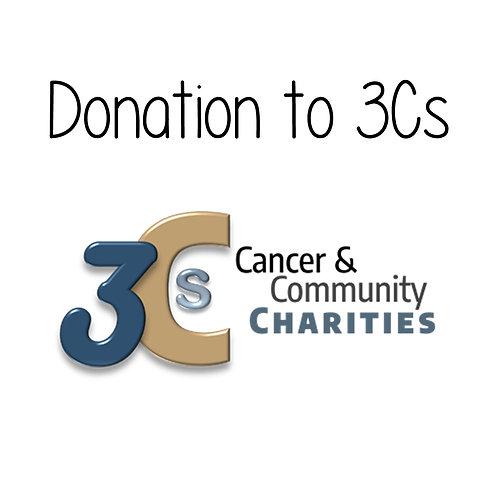 Donation to 3Cs