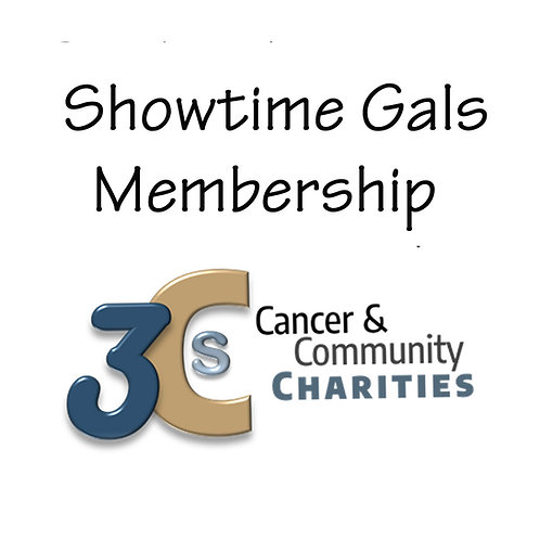 Showtime Gals Annual Membership