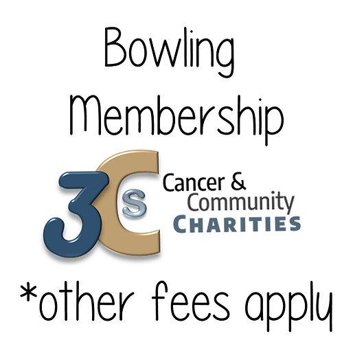 Bowling Annual Membership