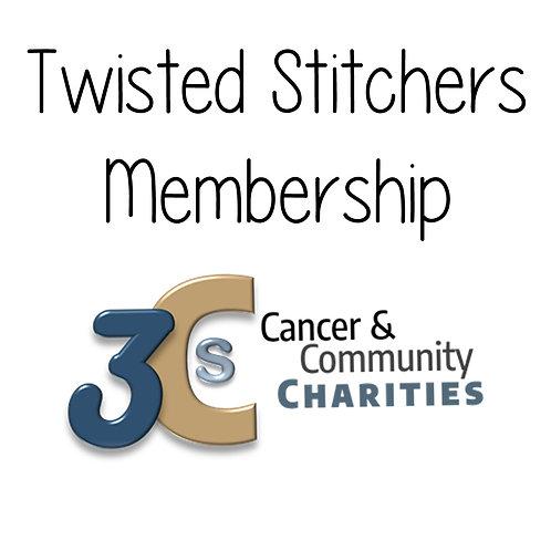 Twisted Stitchers Annual Membership