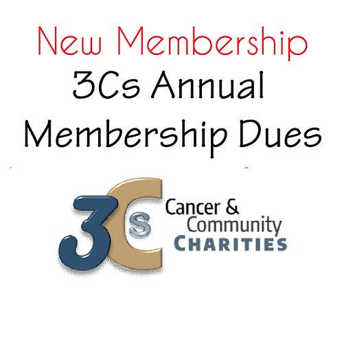 New Membership Annual Dues