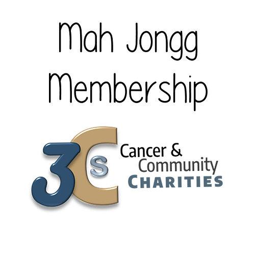 Mah Jongg (Year Round) Annual Membership