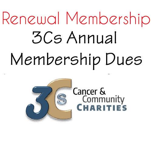 Renewal Membership Annual Dues
