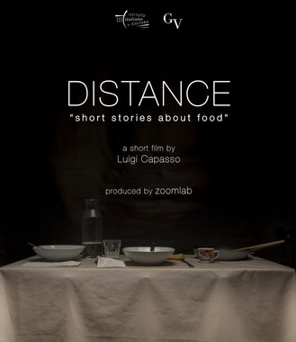 Distance - short stories about food -