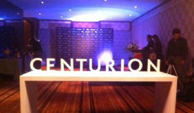 Volumetría Centurion