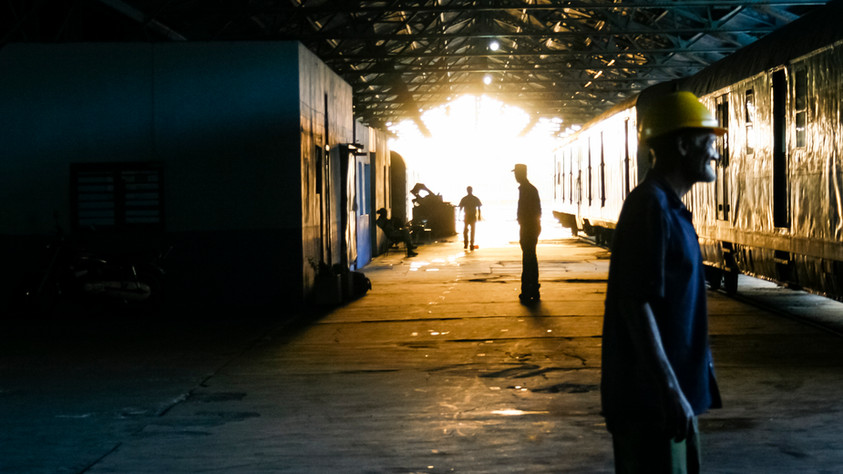 Estación Central IV
