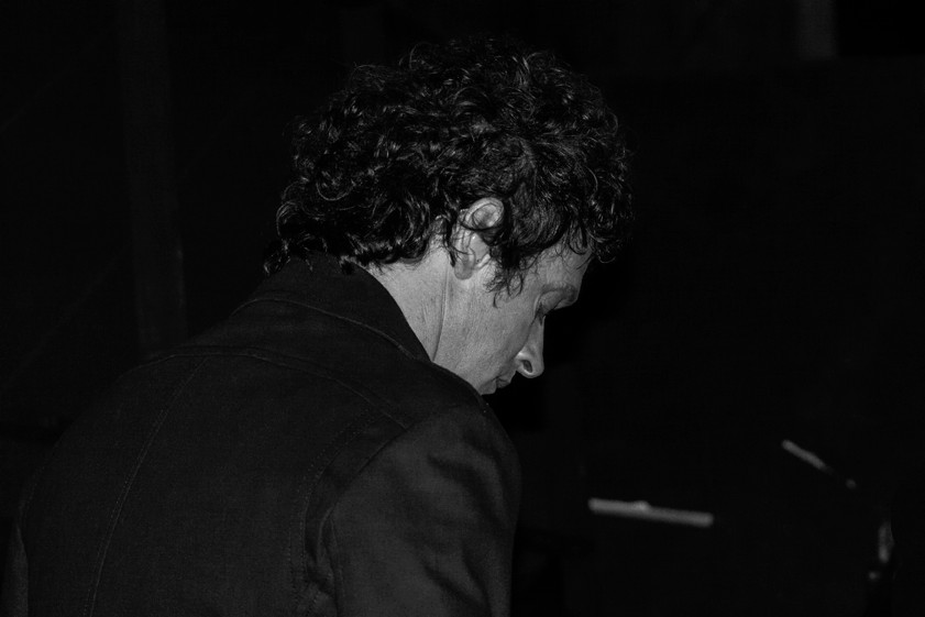 Gustavo Cerati Viña V BN