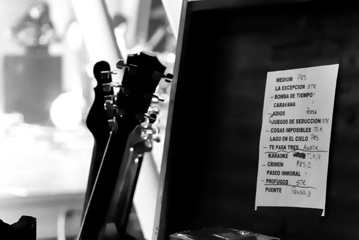 Lista de canciones BN