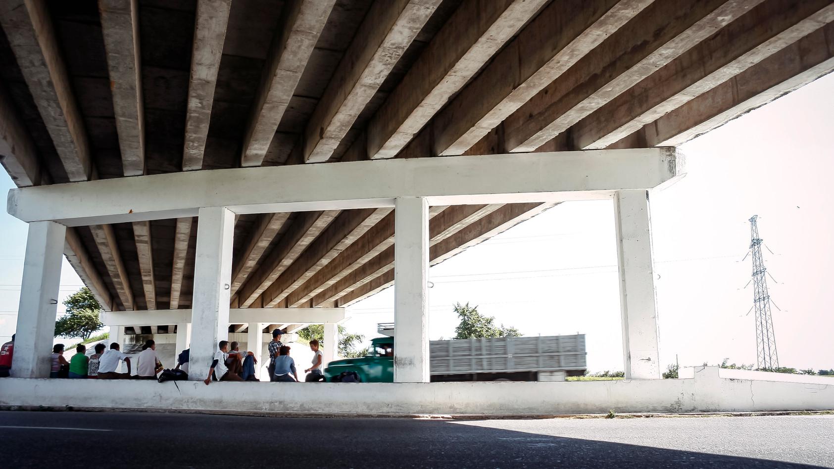 Paradero de buses Pinar del Río I