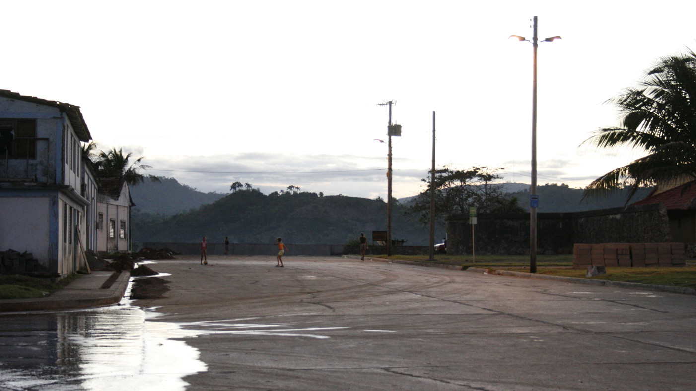 Bahía de Baracoa II