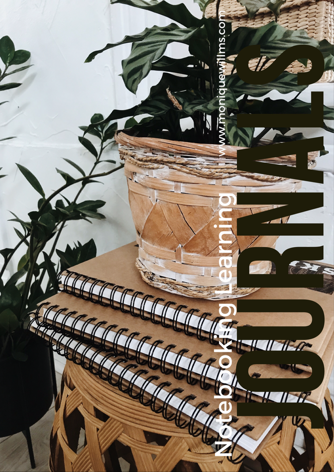 Notebooking Learning Journals