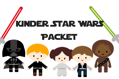 Kinder Star Wars Pack