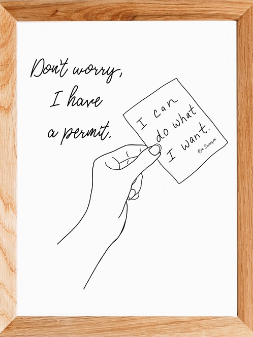 Permit Print