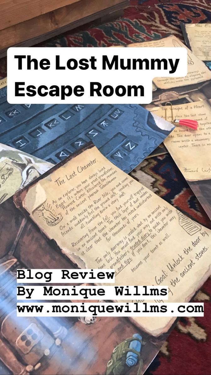 Escape Room for Kids!