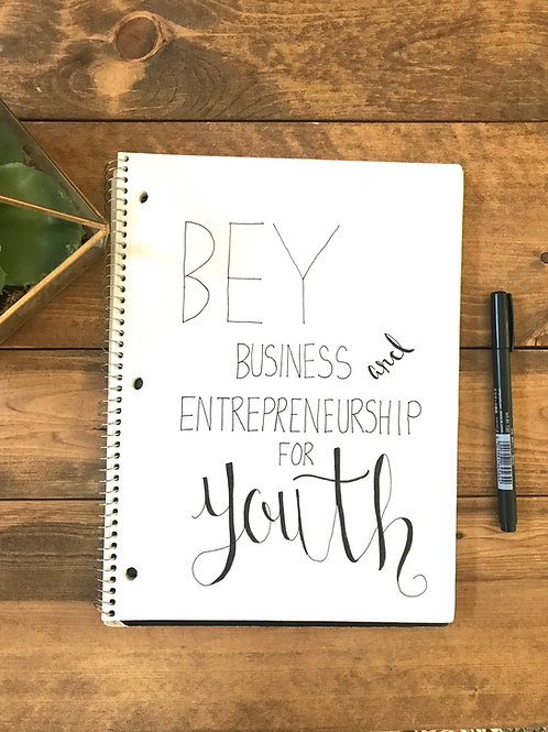Business and Entrepreneurship Course for Youth - BEY