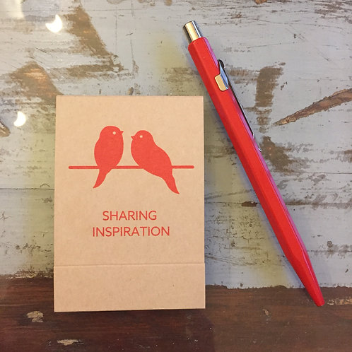 Sharing Inspiration