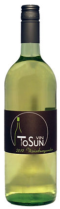 Vin ToSUN Weissburgunder 1,0 Liter