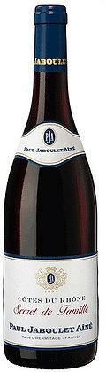 Paul Jaboulet Aîné Côtes du Rhône Secret de Famille Rouge
