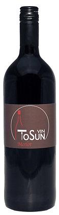 Vin ToSUN - Merlot 1,0l