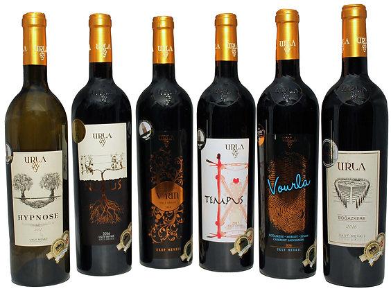 Urla Wein - Aktion 6x0,75 Liter