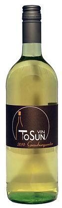 Vin ToSUN Grauburgunder 1,0 Liter