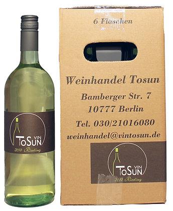 Vin ToSUN Riesling 1,0 L 11+1 Aktion