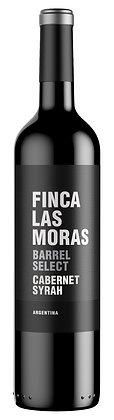 Finca Las Moras Barrel Select Cabernet Sauvignon / Syrah (Vegan)