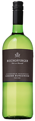 Bischoffinger Grauer Burgunder trocken  Baden 1,0 l WG Bischoffingen